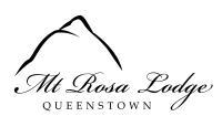 Mt Rosa lodge logo BW