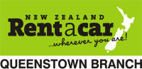 NZ RENT A CAR DECAL