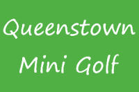 Queenstown Mini Golf logo