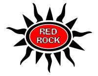 Red Rock logo vector