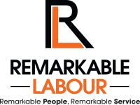 Remarkable Labour Logo