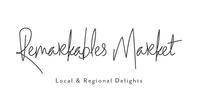 Remarkable market logo