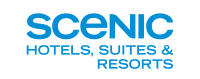 SCENIC HOTELS SUITES RESORTS LOGO