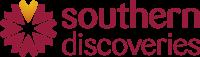 Southern Discoveries Logo Horizontal CMYK