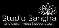 Studio Sangha Logo BlackBG