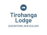 Tirohanga Lodge Logo