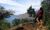 Tiki Trail scenic views Queenstown