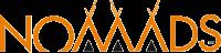 nomads logo teepees