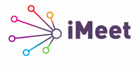 purple iMeet logo