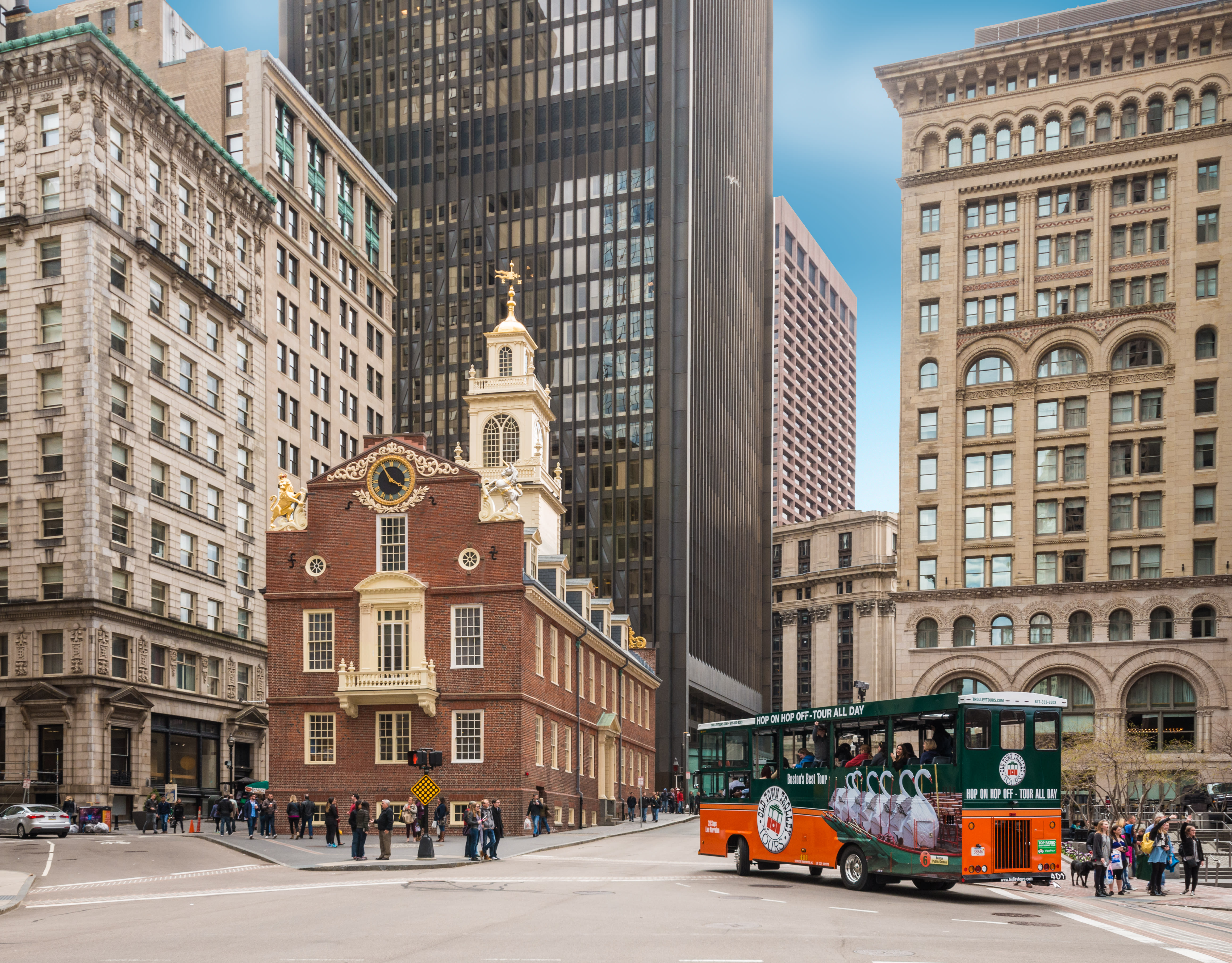 old town trolley tours boston map Old Town Trolley Tours Of Boston old town trolley tours boston map