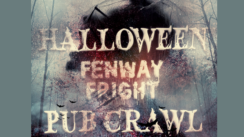 Halloween Fright Night China Movie.Fenway Fright Night Pub Crawl