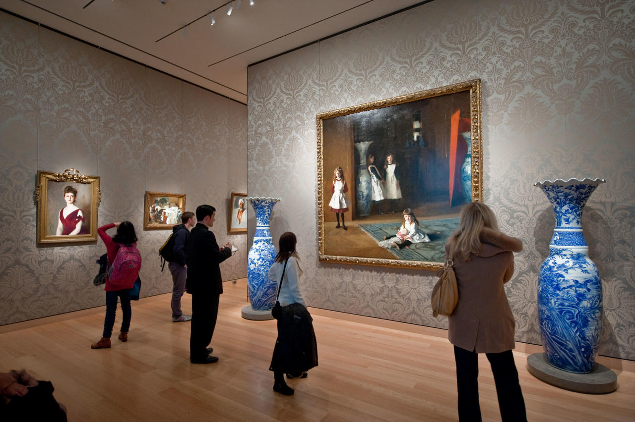 Museum Of Fine Art >> Museum Of Fine Arts Boston