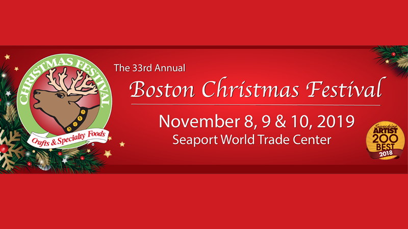 Boston Christmas Festival.33rd Annual Boston Christmas Festival