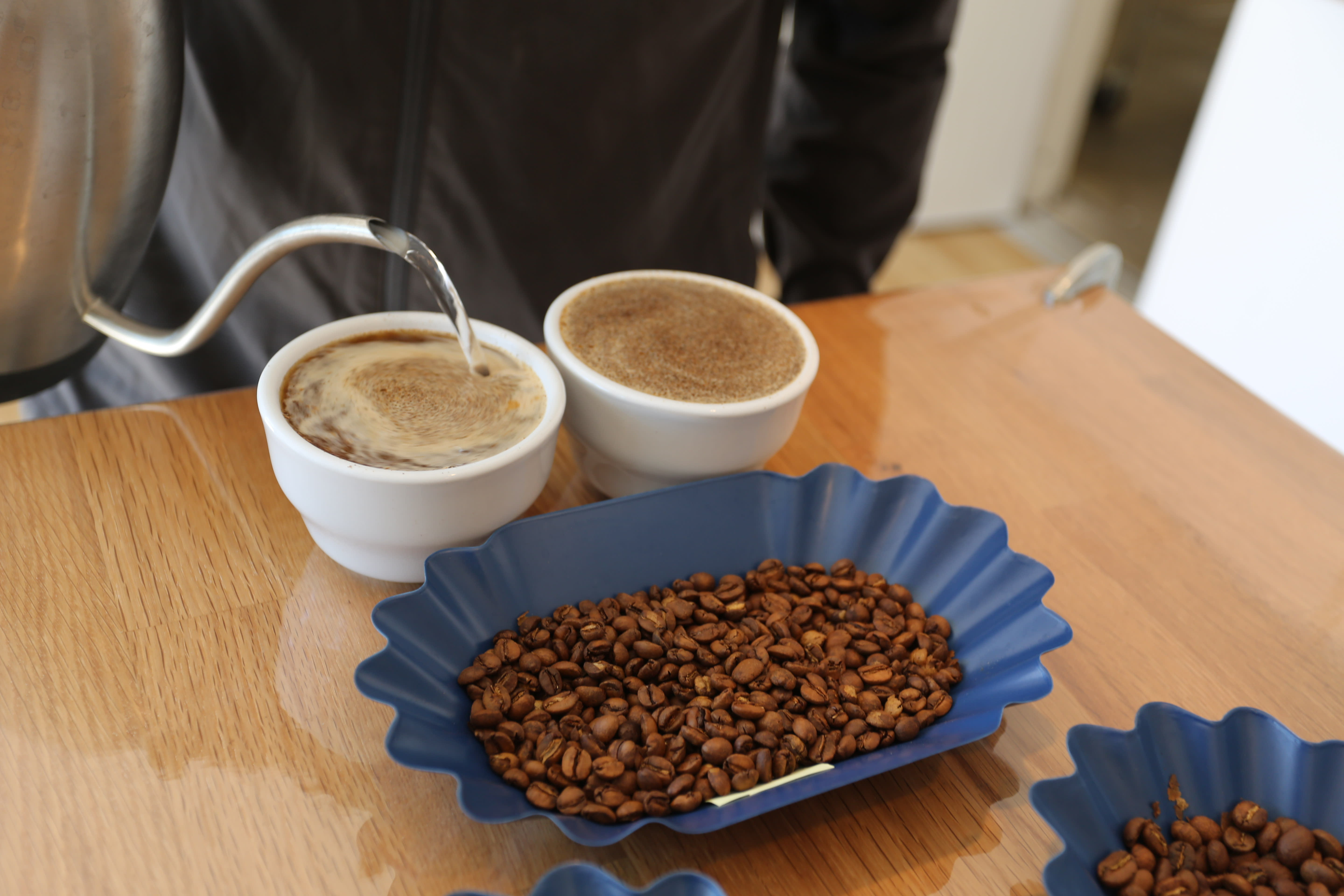 Coffee Cupping Classes