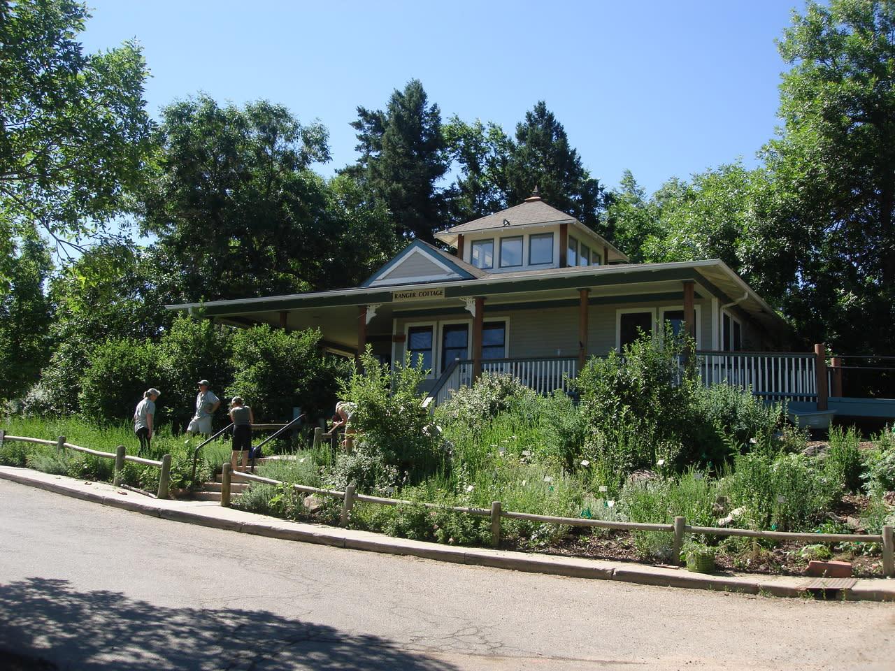 ranger cottage at chautauqua park rh bouldercoloradousa com