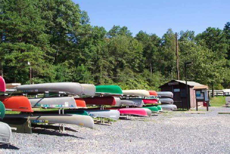 Susquehanna state park kayak rental