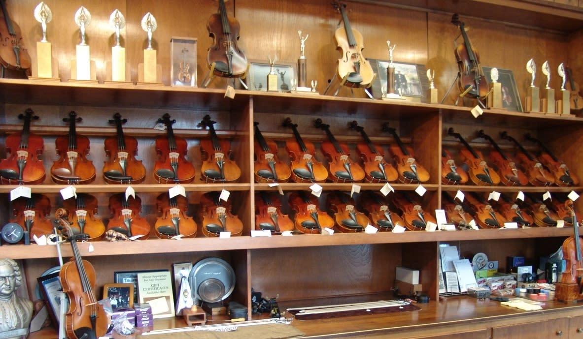 The Chimneys Violin Shop