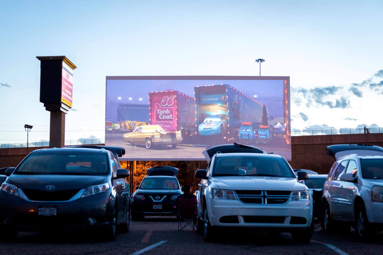 Image result for drive in movie denver