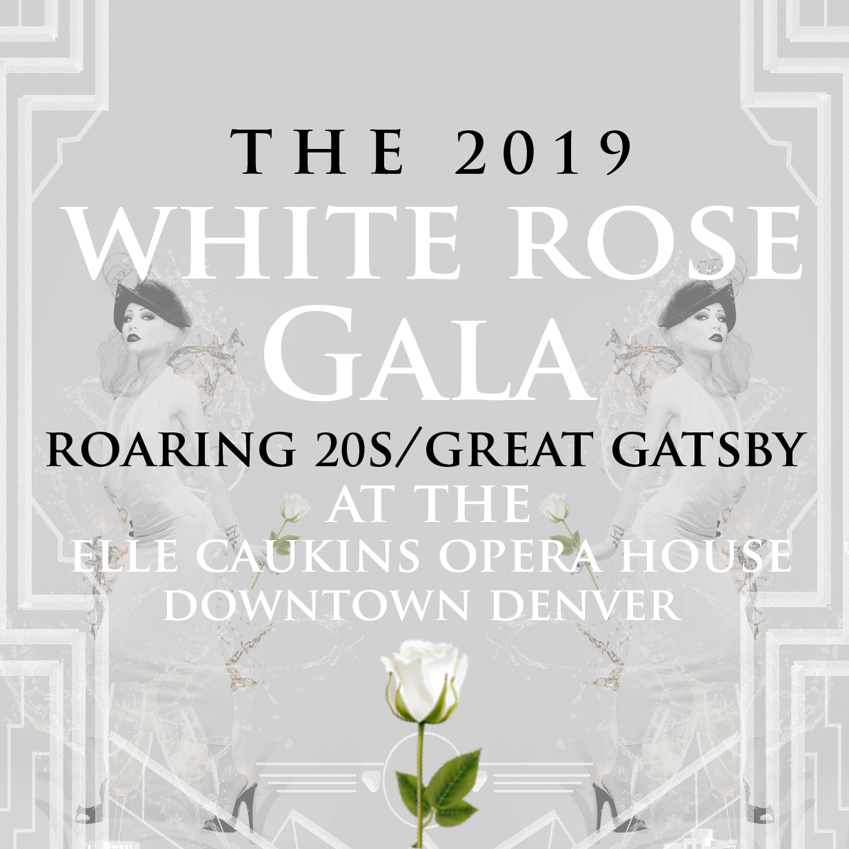 Grizzly Rose Concert December 2020 Calendar NYE   White Rose Gala 17th Annual