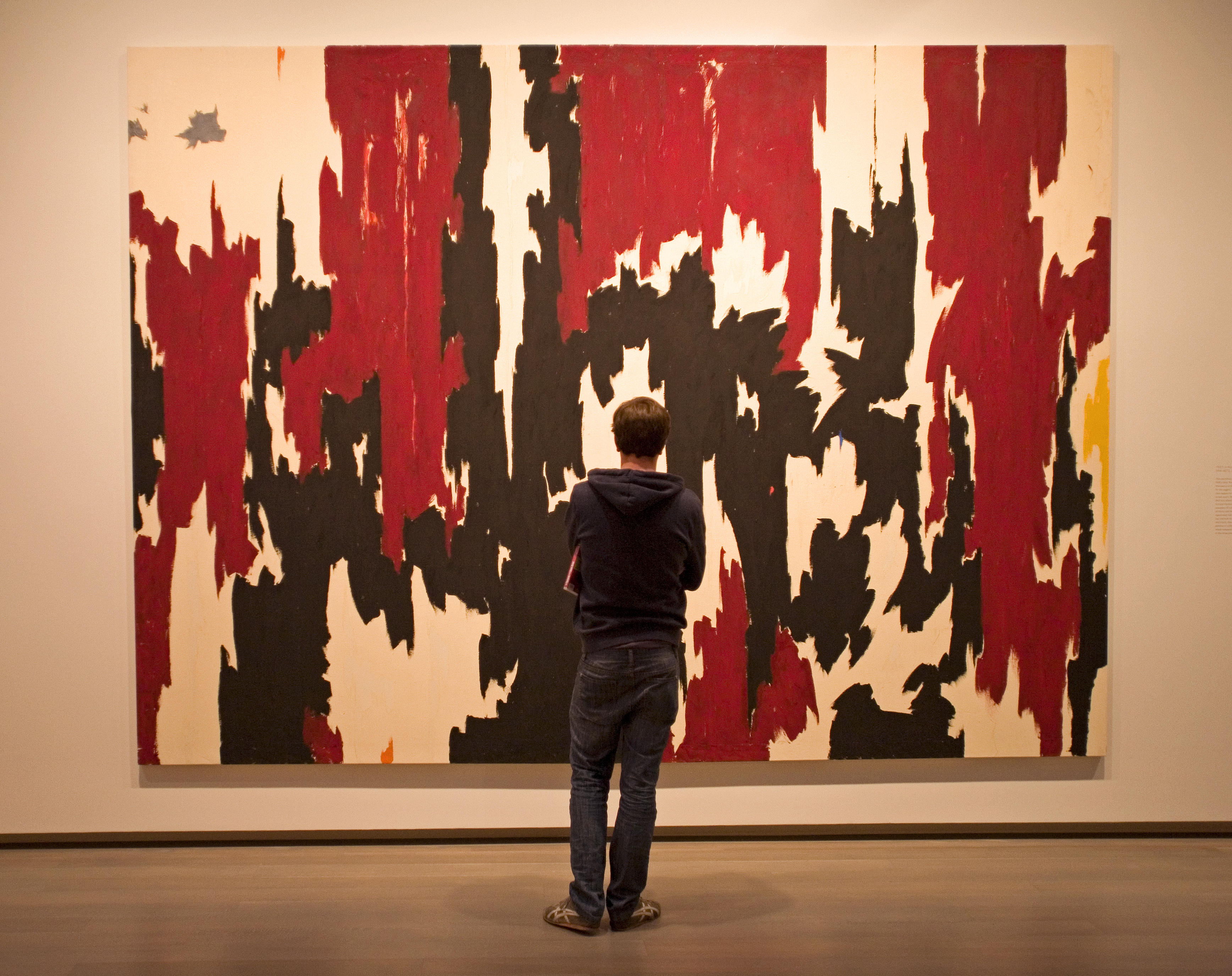 Image result for clyfford still