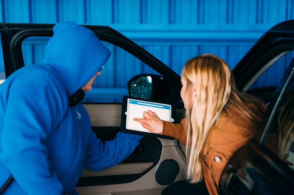 Drift Car Sharing