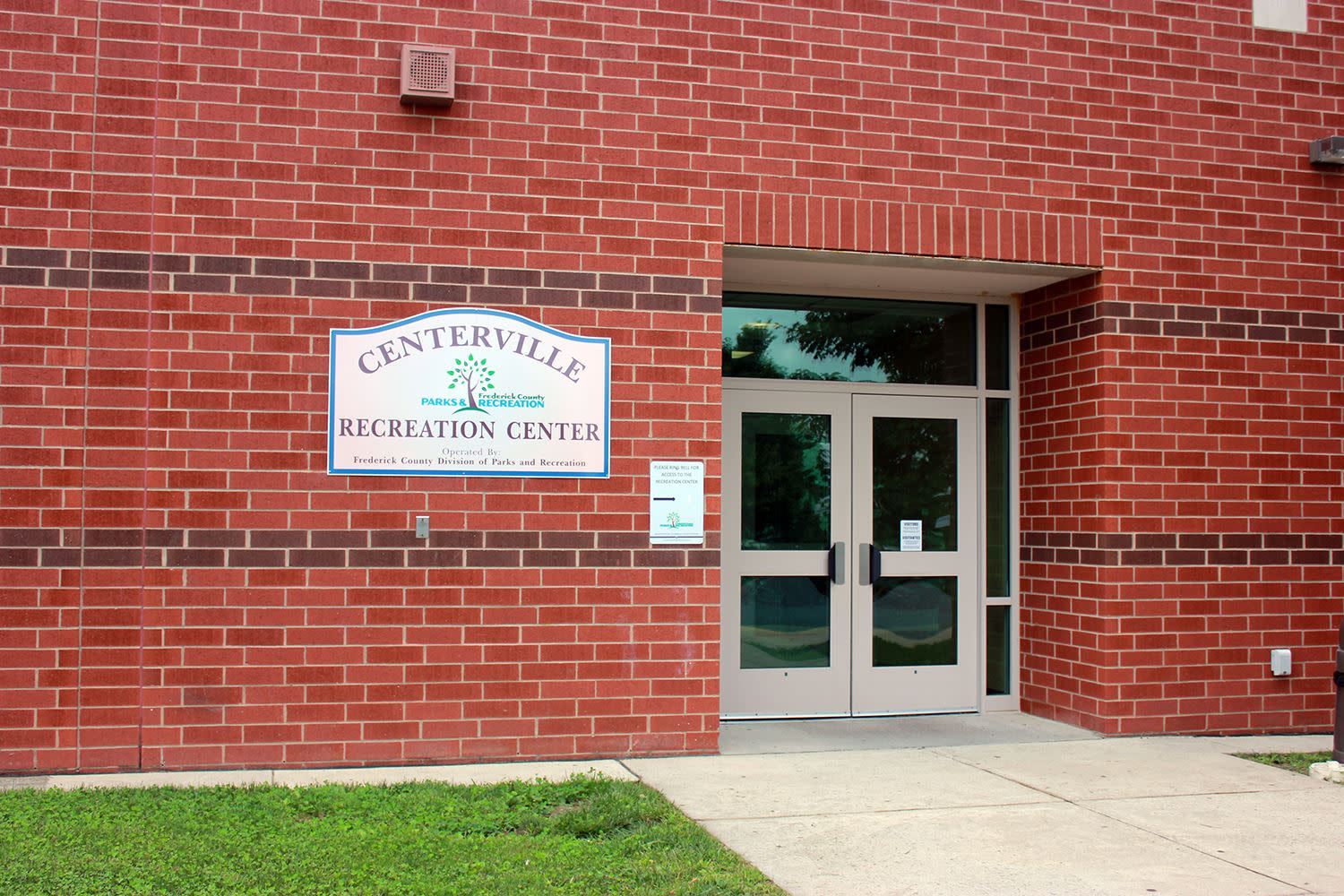 Centerville Recreation Center Frederick Md 21704