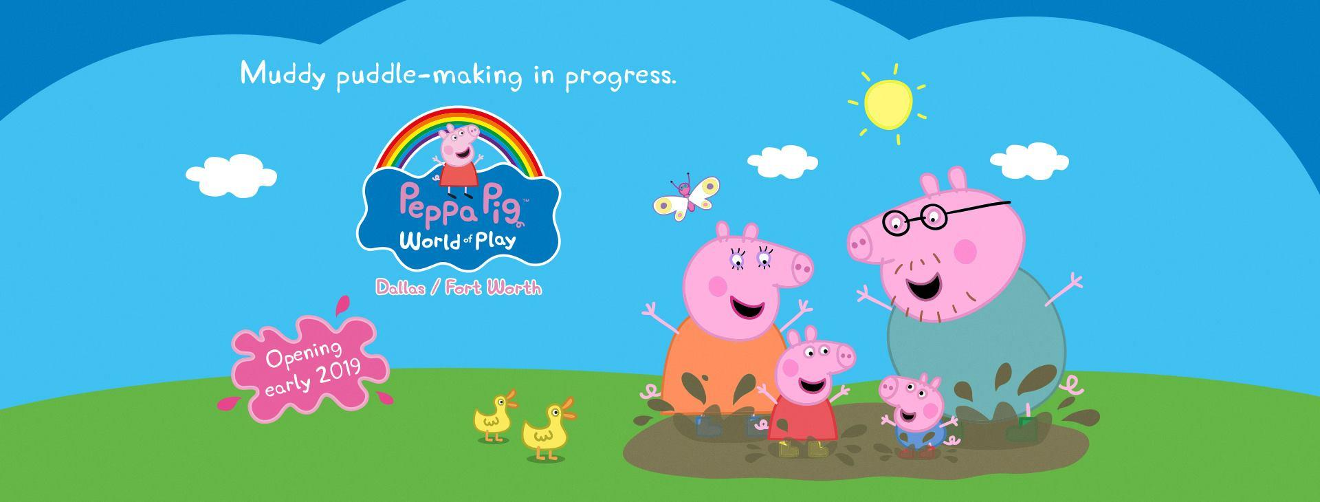 Peppa Pig World Of Play