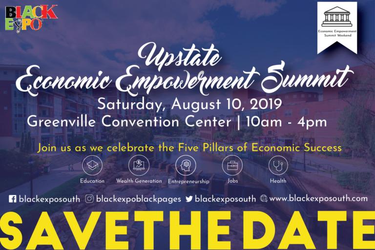 Upstate Black Expo Economic Empowerment Summit
