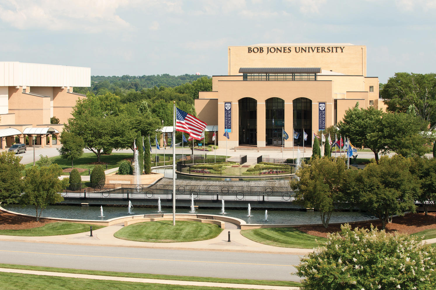 Image result for image of Bob Jones University