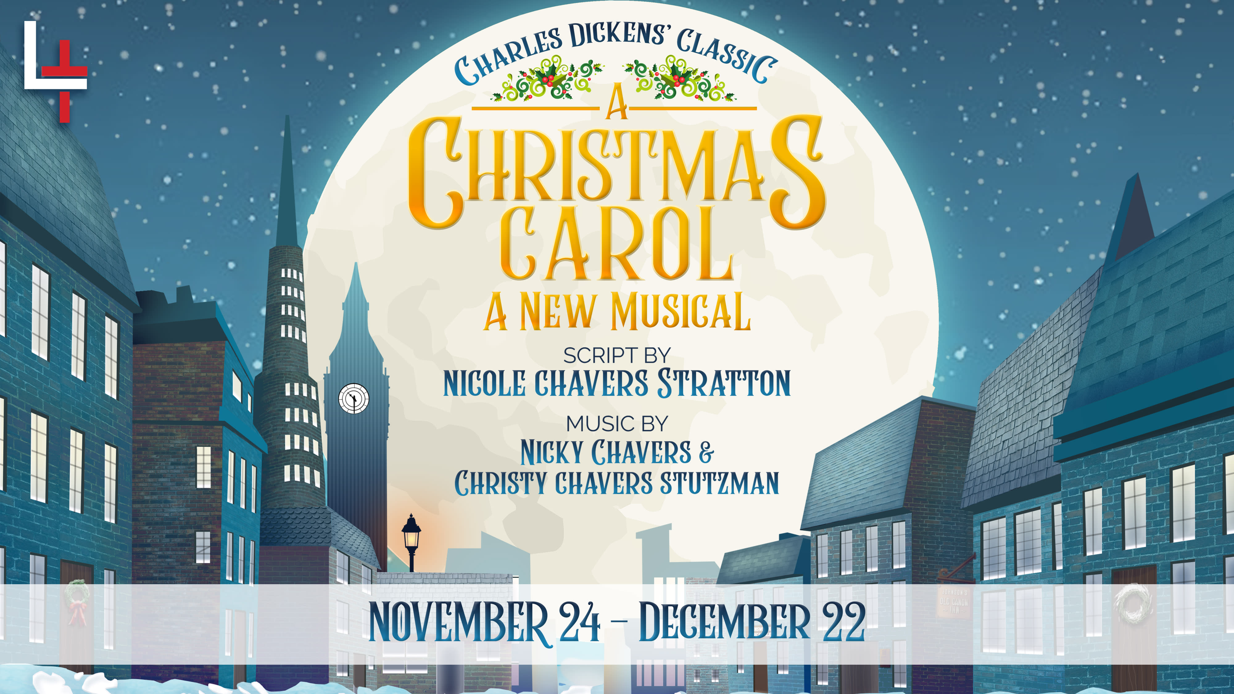 Christmas Carol Musical Script.A Christmas Carol