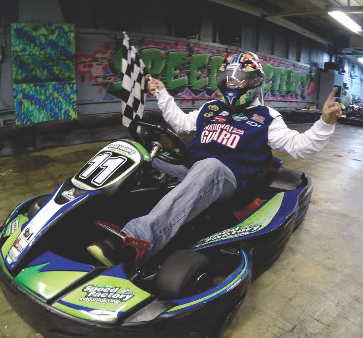 4d5c8ee4b14 Speed Factory Indoor Karting