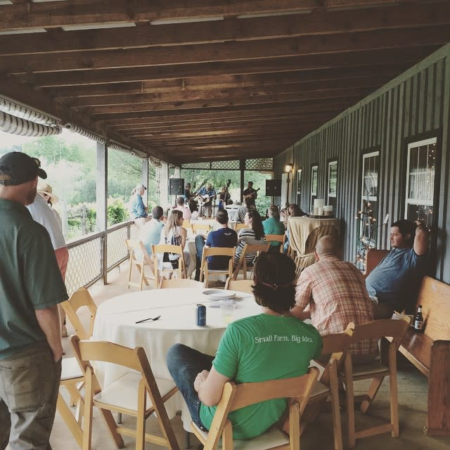 Greenbrier Farms' Weekly Porch Series