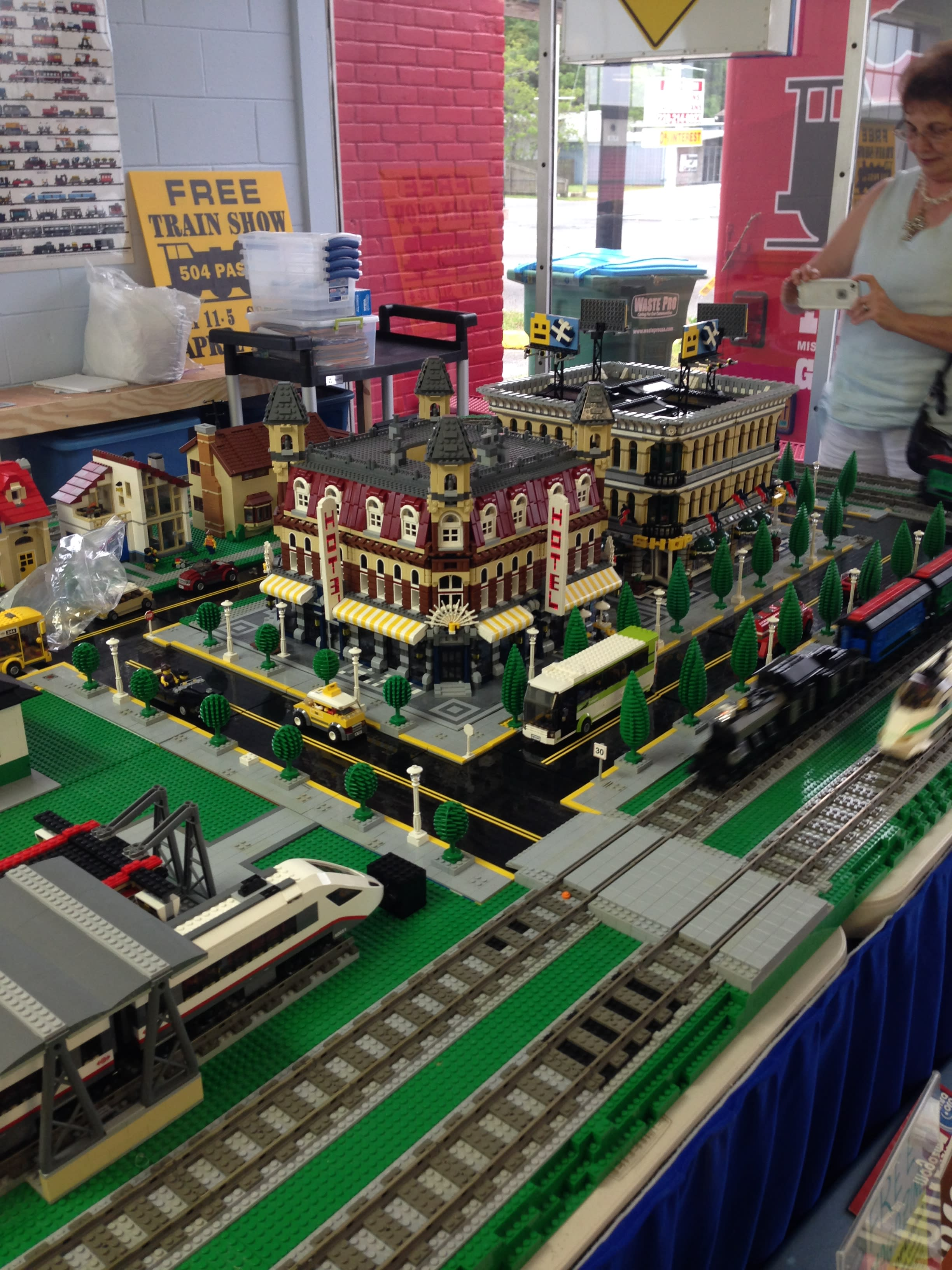 Mississippi Coast Model Railroad Museum | Gulfport, MS 39507