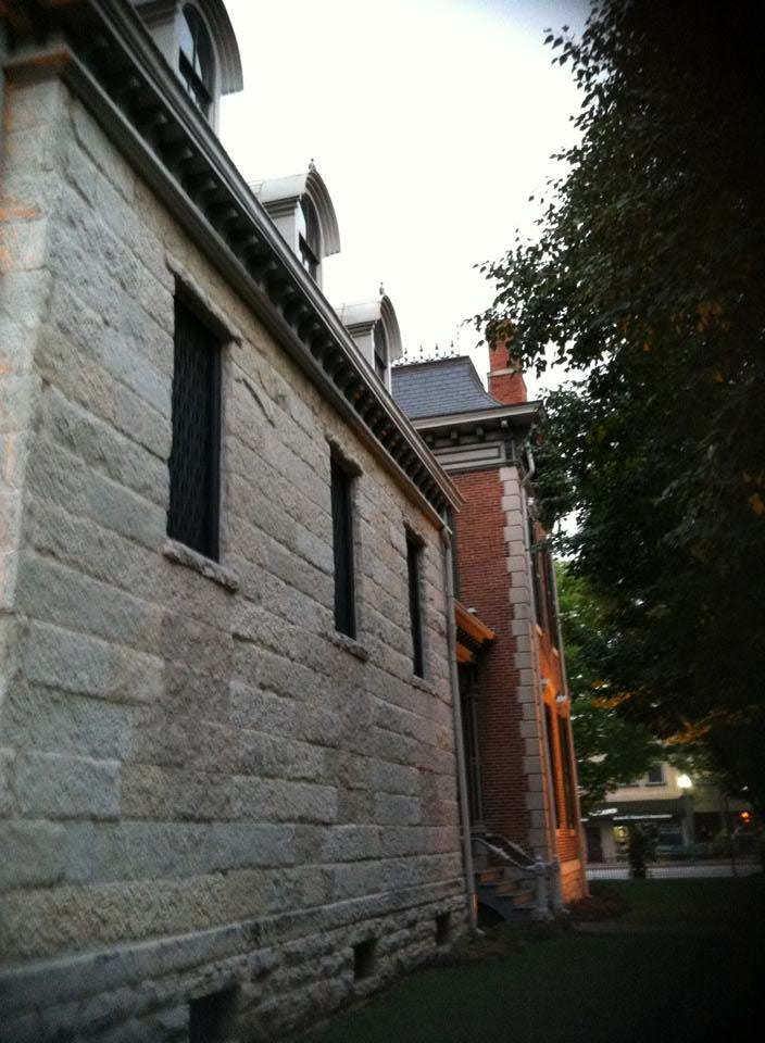 Old Hamilton County Jail Investigation/Ghost Hunt Noblesville