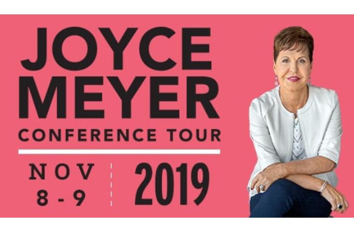 Joyce Meyer Ministries Conference Tour