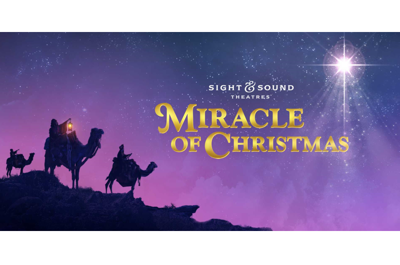 Sight And Sound Miracle Of Christmas.Sight Sound Theatres Miracle Of Christmas