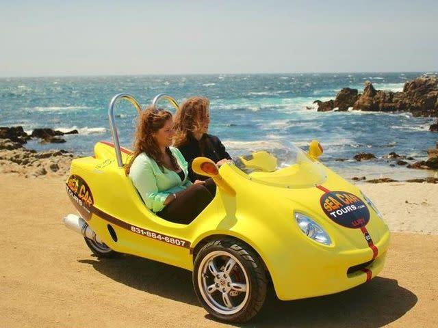 """Résultat de recherche d'images pour """"Sea Car Tour"""""""