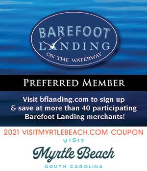 Barefoot Landing - Preferred Member