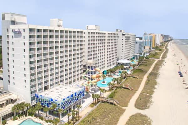 Crown Reef Beach Resort and Waterpark - Girlfriend Getaway Package