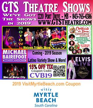 15% Off Tix at GTS Theatre
