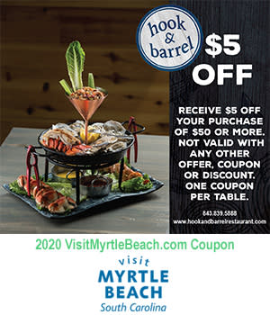Hook & Barrel - $5 Off