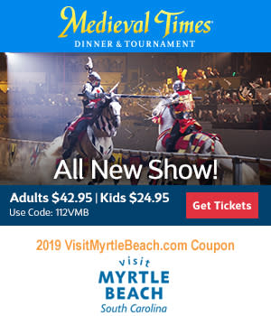 Medieval Times - All New Show! Adults $42.95; Kids $24.95