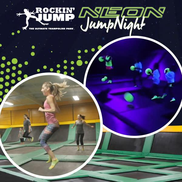 Neon Jump Night