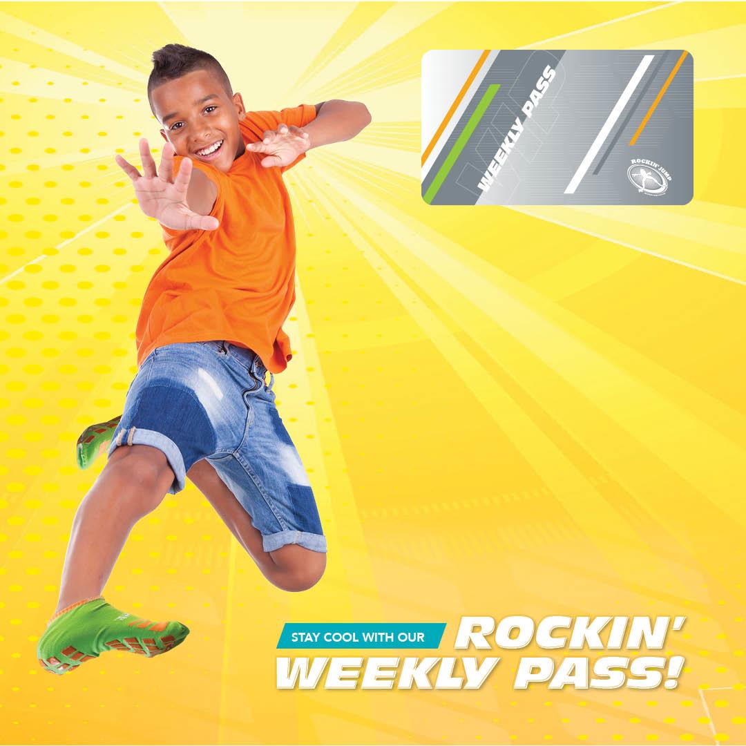 Rockin' Week Pass