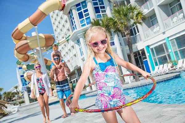 Crown Reef Beach Resort and Waterpark - A Night For $1!