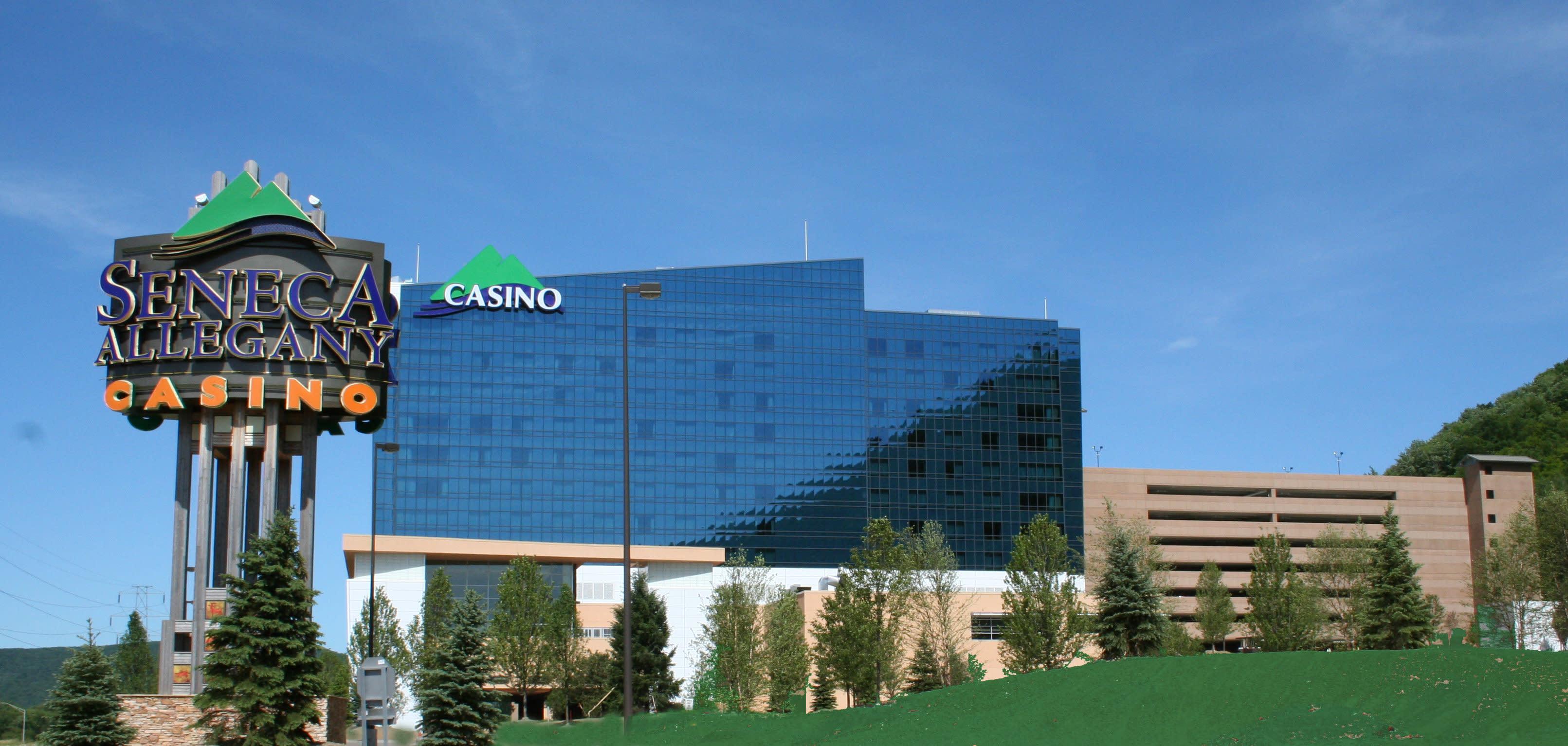 allengany senica casino