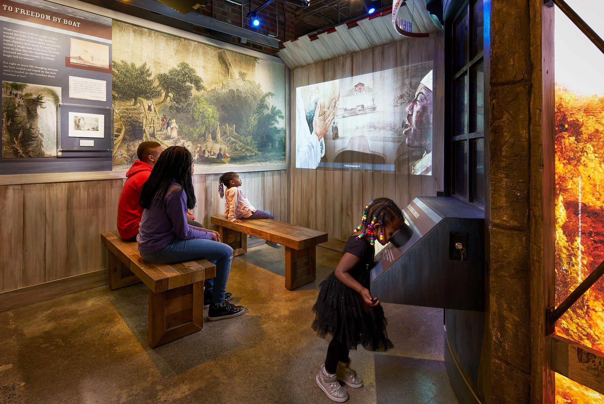 Niagara Falls Underground Railroad Heritage Center | Niagara