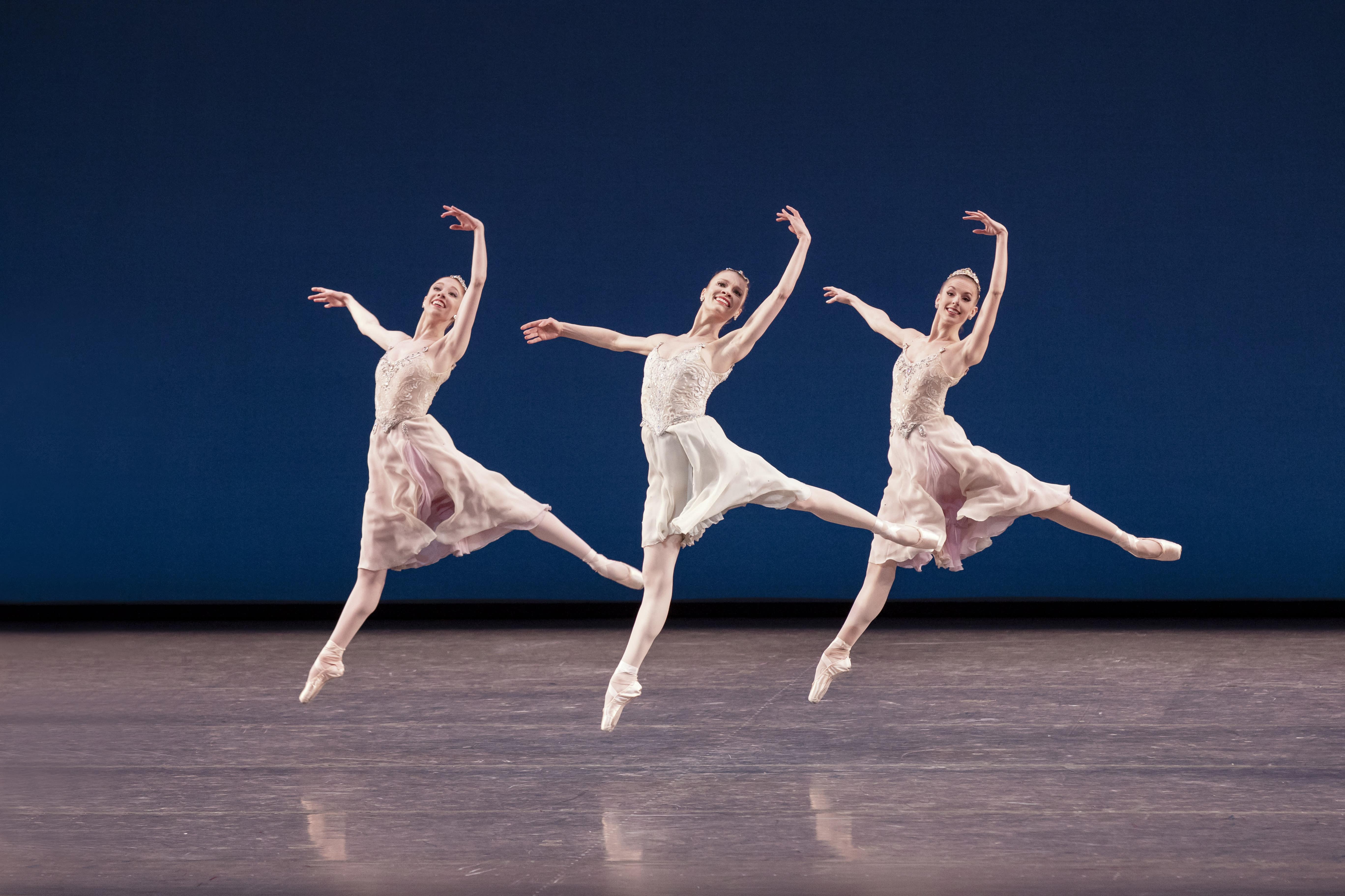 09bd57a5f New York City Ballet  Tschaikovsky and Balanchine