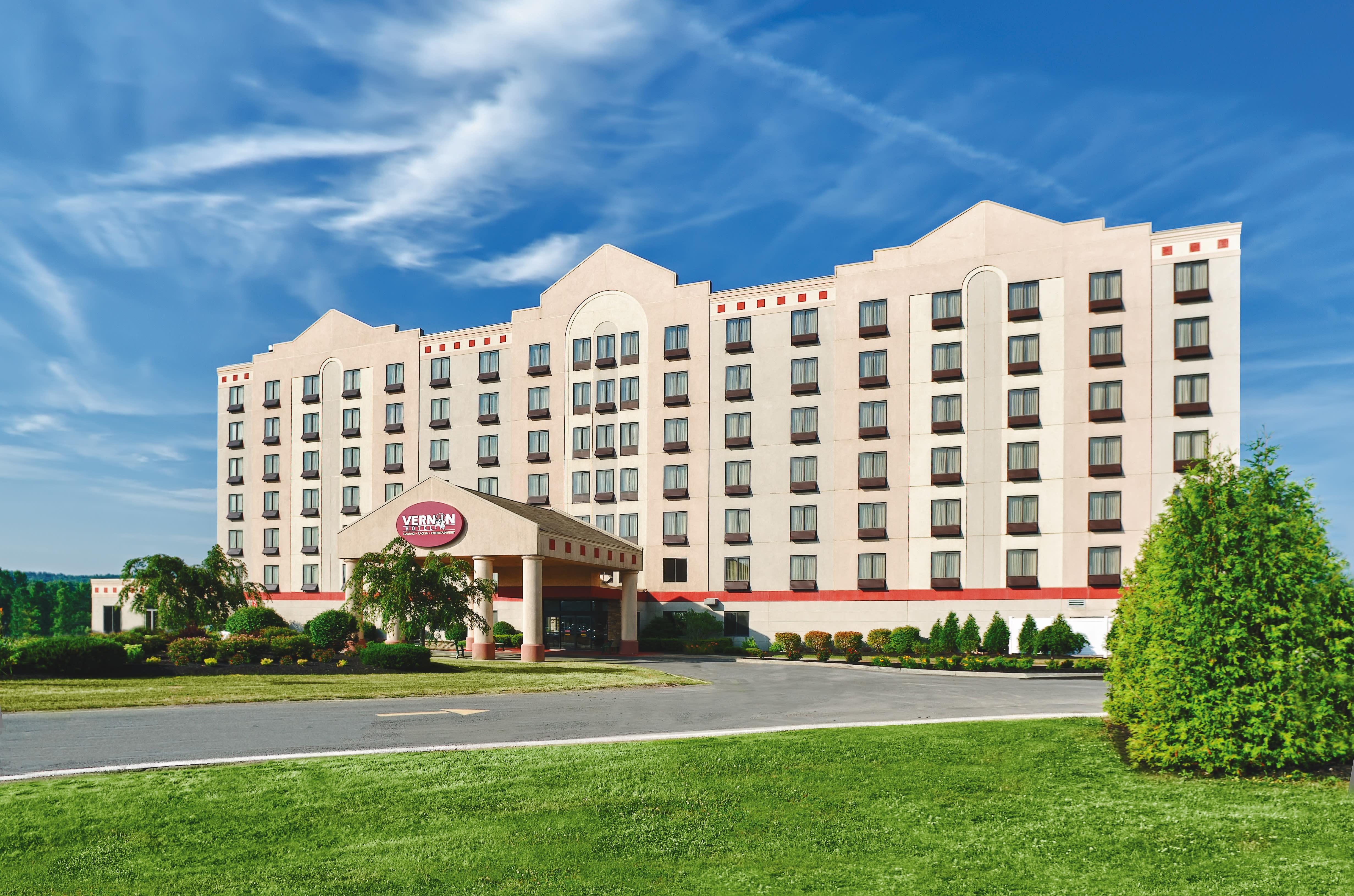 Vernon Casino Hotel