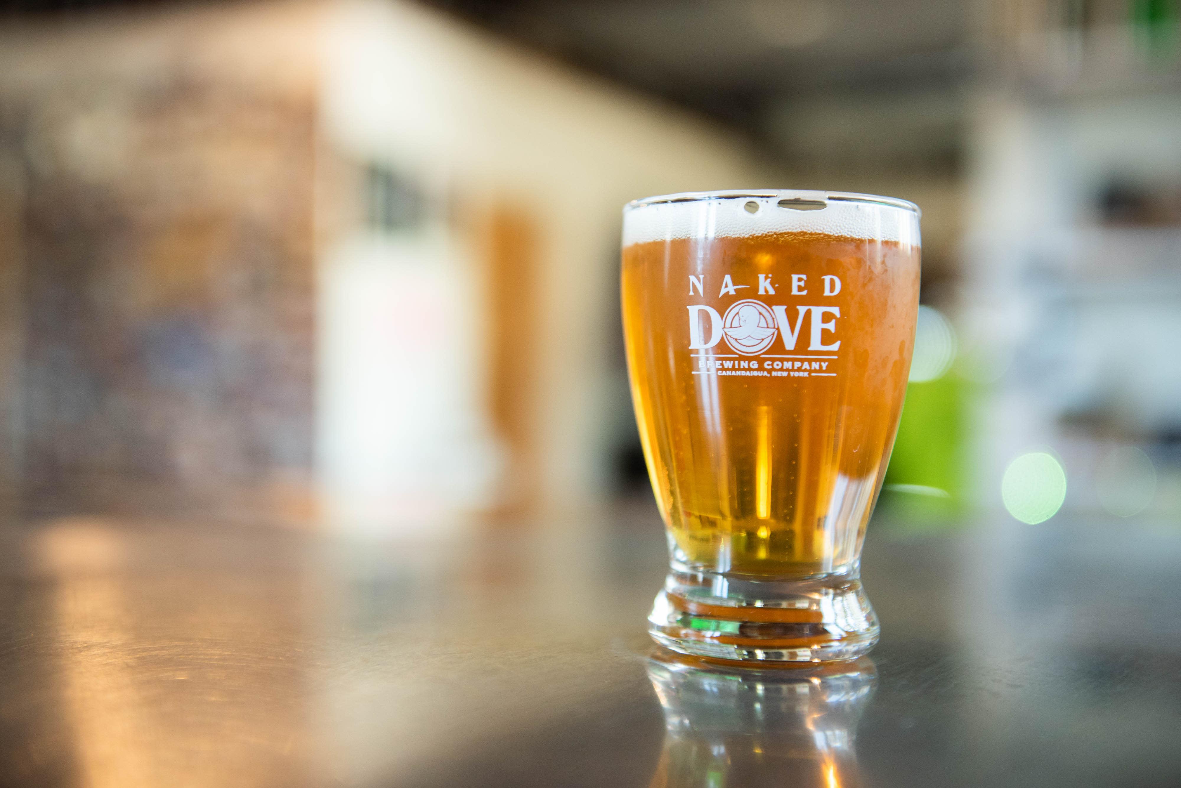 Beer talk: Naked Dove celebrates 5th anniversary